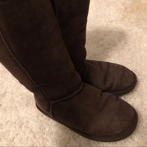 UGG Shoes - UGG tall chocolate boots
